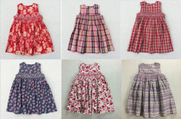 Wholesale Summer Dresses For Kids Sale - Hot Sale Children Dresses 2018 New Summer Lovely Baby Girls Dresses Casual Party Dresses Bohemian Princess For 3-7 Years Kids Dress