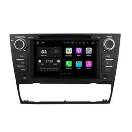 """Bmw tv radio online-1024 * 600 HD 7 """"Android 7.1 Radio del coche GPS Unidad principal multimedia DVD del coche para BMW E90 E91 E92 E93 Con 2 GB de RAM Bluetooth 4G WIFI Espejo-vínculo"""