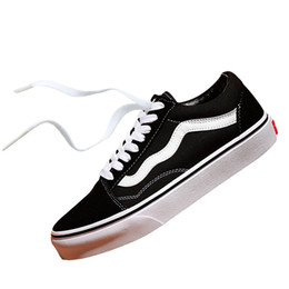 Wholesale summer mens style shoes - Vans Old Skool STYLE 36 MARSHMALLOW Off The Wall Canvas Athentic Mens Designer Sports Running Shoes for Men Sneakers Women Casual Trainers