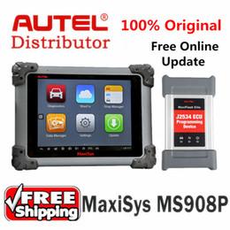 Autel vw online-AUTEL Maxisys Pro ms908p Autel Maxisys MS908 Pro Autel MS908P Conding J2534 Steuergeräte-Programmierung Diagnosescanner-Update Online 2 Jahre kostenlos