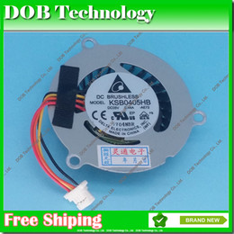 Wholesale Notebook Amd - New laptop CPU cooling fan for asus eee pc 1015T 1015B 1015p 1015pn 1015 notebook fan KSB0405HB (AMD CPU)