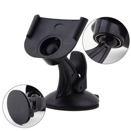 Wholesale Ball Socket - Black Snap-on Design Ball-and-Socket Style Scolour Car Windscreen Mount Holder Suction Cup For TomTom One V2 V3 2nd 3rd Edition