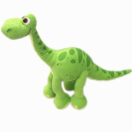 Wholesale Dinosaur Plush - Hot Sale 20cm   30cm   50cm The Good Dinosaur Plush Stuffed Doll Toy For Kids Best Holiday Gifts