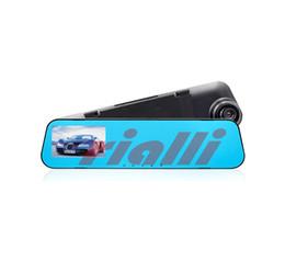 En gros 2pcs nouvelle 3.9 1080p voiture auto DVR miroir Dash Cam enregistreur vue arrière caméra voiture dvr livraison gratuite ? partir de fabricateur