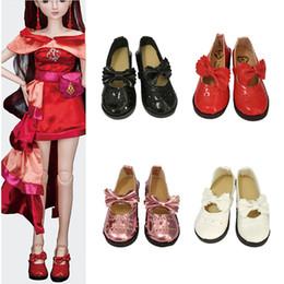 унисекс детские одеяла вязание крючком Скидка 8 см 1/3 куклы мода PU кожаные ботинки для 16 дюймов 43 см SD куклы BJD ню куклы