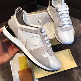 Wholesale Up Ends - 2017 hot sale brand new high-end custom-made high-end luxury leather, fashionable and comfortable breathable leisure sports shoes 38~45