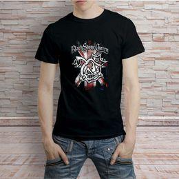 Vestiti in pietra nera online-BLACK STONE CILIEGIA Hard Rock Logo T-Shirt T-shirt da uomo T-shirt da uomo Brand Abbigliamento divertente
