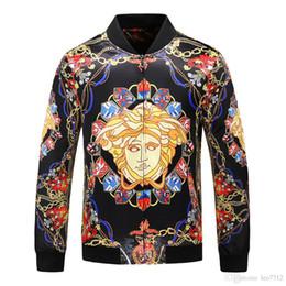 черное кожаное спортивное пальто Скидка 18ss Италия Новая мода мужчины куртка пальто с письмом печати Роскошные дизайнерские куртки ветровка с капюшоном G балахон с длинным рукавом Марка Мужская одежда