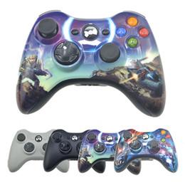 Xbox controller wireless para pc on-line-Joypad sem fio bluetooth para xbox gamepad joystick para controlador xbox controle win7 / 8 win10 jogo para pc joypad xbox360