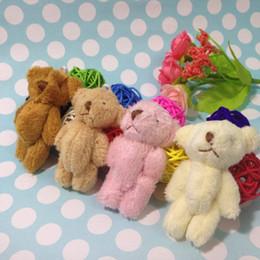 Wholesale Poodle Accessories - Doll Poodle Shape 6cm Mini Joint Poodle Long Hair Multicolor Plush Toys For Hat Cloth Decoration Accessory New Arrive 1 45nw Z