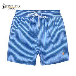 M517 Hombres Pantalones cortos sarga de ocio impresos deportes de los hombres de alta calidad Pantalones de playa Traje de baño Bermuda Carta Masculina Surf Life Men Swim desde fabricantes