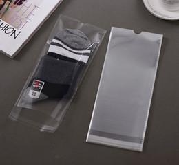 Sacchetto di plastica trasparente Sacchetto di imballaggio Sacchetto OPP Sacchi trasparenti Sacchetti autoadesivi da