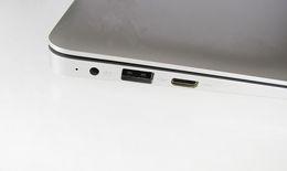 tabletas 2g ram Rebajas Envío gratis 14 pulgadas mini computadora portátil Windows 10 2G RAM 32G emmc Ultrabook tableta portátil con precio bajo