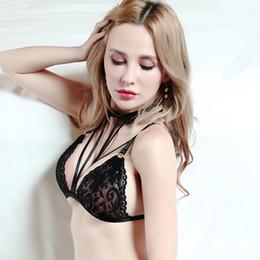 Sujetadores de la diosa online-Moda Body Chain Sexy Goddess Dressup Bondage Lencería Sexy Garter sujetador Holiday Dance Underwear Lady Body Harness Hollow Out Bra