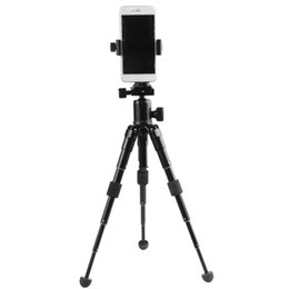Wholesale Photographic Cameras - Mini Compact Desktop Tripod Macro Tripod With Ball Head For Camera Convenient Outdoor Photographic Accessories