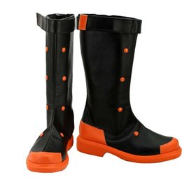 2019 botas hechas a medida Boku no Hero Academia My Hero Academia Katsuki Bakugou Cosplay Shoes Boots Custom Made botas hechas a medida baratos