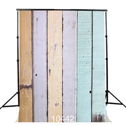 bordo di sfondo Sconti fondali colorati per la fotografia in legno back to school backdrop baby shower neonata foto di sfondo per bambini