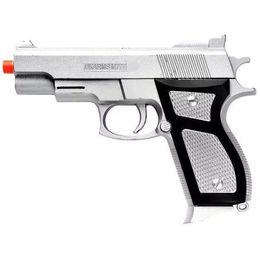 Wholesale 6mm Plastic - 2 X M777S SPRING AIRSOFT PISTOL HAND GUN AIR w  6mm BB BBs Set Pack