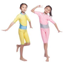 97be80e690 China Muslim Swimwear Hajib Islamic Swimsuit For children mayo Full Cover  Conservative Burkinis Swim Wear Plus