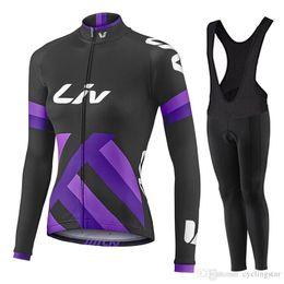 cf582b3ad 2017 Pro Cycling Jersey LIV team women Cycling clothing Mountain Bike  Clothes spring autumn Quick Dry mtb Bicycle Sportswear D1105 mountain bike  clothing ...