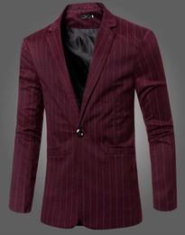 Man chun dong han edizione affari nuovi beni di alta qualità per il tempo libero moda grandi cantieri personalità giacca a strisce 243 / M-3XL cheap yard goods da merci del cortile fornitori