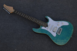 cuerdas de guitarra hechas a mano Rebajas 2013 new arrivals fromGreen su-hr guitar electric customize