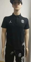 2019 jerseys polo 2018 2019 PSG maillot MBAPPE camiseta de fútbol CAVANI VERRATTI camiseta de fútbol de Tailandia polo paris KIMPEMBE jerseys polo baratos