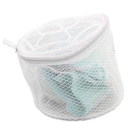 Wäschekorb Mode Dessous Unterwäsche BH Socke Korb Waschhilfe Netz Mesh Zip Tasche Rose Für Kleidung Hohe Qualität Heißer Verkauf von Fabrikanten