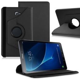 2019 suporte de tabulação Novo Rotativo Stand Case Capa Para iPad 4 3 2 Samsung Galaxy Tab A6 A6 10.1 SM-T580 T585 2016 desconto suporte de tabulação