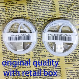 Wholesale Oem C - Micro USB Charger Cable Original Quality OEM 1M 3Ft 2M 6FT Sync Data Cable Cords With Retail Box For Phone Samsung S6 S7 Edge Note 4 5 6 7