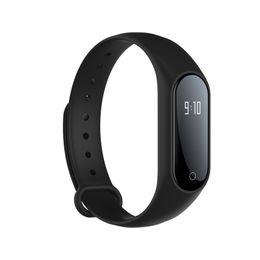Deutschland NEUE Y2-B Smart Armband IP67 Pulsmesser Schrittzähler Fitness tracker Uhr Armband Für Android IOS SmartBand Vs MI Band 2 Versorgung