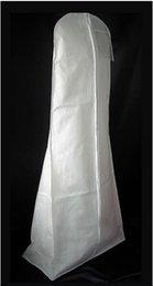 Deutschland Aufbewahrungstasche Cover Kleidung Protector Fall für Hochzeitskleid Kleid Kleidungsstück Abendkleid duat Taschen Gown Taschen Hohe Qualität Versorgung