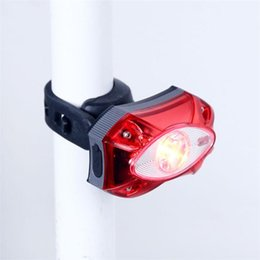 waterproof bicycle mount Coupons - 3W USB Rechargeable Rear Bicycle Light Waterproof Taillight Bike Cycling Red Light Tail with Mount Backet Chip P60