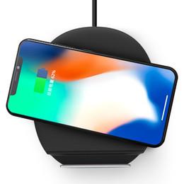 Argentina Soporte para teléfono inalámbrico Savorigroup S3 Fast Wireless Charger Pad con sistema Qi para iPhone / Samsung Galaxy Suministro