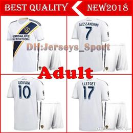 2018 2019 Adult suit LA Galaxy Soccer jersey 18 19 GERRARD Los Angeles  Camisa KEANE GIOVANI ZARDES ROGERS ANY NAME football jerseys shirt 46033d9db