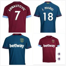 Thailand 18 19 soccer jerseys CHICHARITO ZABALETA West Ham United KOUYATE  CARROLL LANZINI PAYET kids kit Premier League 2019 football shirt 906a2e3aa