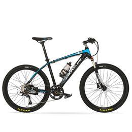 sensor de disco Desconto T8 + alta qualidade 26 polegadas legal e bicicleta, sistema de sensor de torque 6 grau, 9 velocidades, freios a disco de óleo, até 90 km de resistência 30 ~ 40 km / h