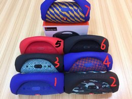 Wholesale Portable Speaker Boombox - new arrived Boom Box mini bluetooth spaekers portable wireless speaker soundbar sound bar boombox with retail package