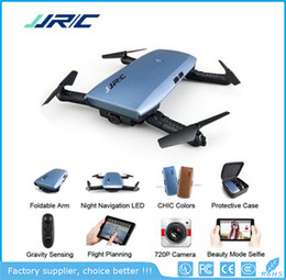 Wholesale Rc Helicopter Upgrades - In Stock! JJR C JJRC H47 ELFIE Plus with HD Camera Upgraded Foldable Arm RC Drone Quadcopter Helicopter VS H37 Mini Eachine E56