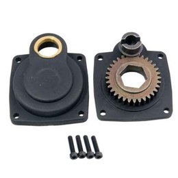 Wholesale 18 Rear - 1:10 RC CRAWLER HSP Unlimited Electric Starter Rear Cover Model 11011 11012 Fits 16 18 21 grade Engine
