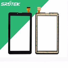 """archos frete grátis Desconto Atacado-New 7 """"polegadas Para SUPRA M727G 3G Tablet HS1283A / HS1275 V1 0605 M723G painel touch screen Digitador Sensor de Vidro Frete Grátis"""