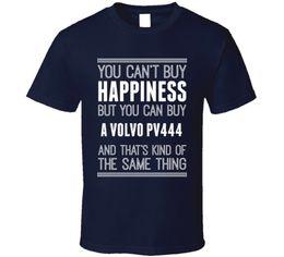 Comprar coches online-Compre una camiseta del amante de Volvo PV444 Happiness Car