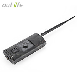 Wholesale Gsm Hunting - 231238201 Outlife HC - 700G 3G SMS GSM 16MP 1080P Infrared Night Vision Wildlife Hunting Trail Camera Animal Scouting Device