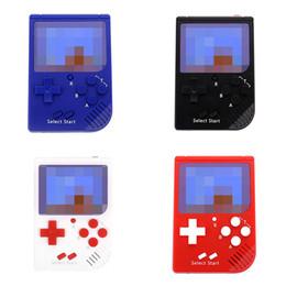 Лучший цветной жк-дисплей онлайн-Лучшие продажи CoolBaby RS-6 Портативный Ретро Мини Портативная Игровая Консоль 8 битный Цветной ЖК-Игрок Игрок Для Игры FC бесплатно DHL oth899