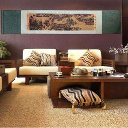 Rouleaux de soie en Ligne-Art chinois rouleau de soie peinture chinois traditionnel célèbres peintures art simulation créative mur photo promotion décor à la maison