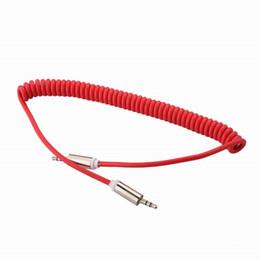 Macho flexível de 3,5 mm para cabo de áudio estéreo de fone de ouvido auxiliar AUX macho de Fornecedores de cabo dual usb otg