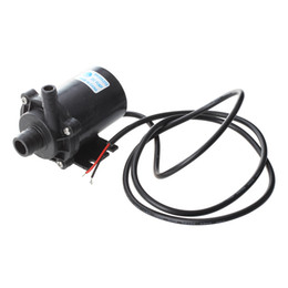 submersible fountain pumps Coupons - ALIM Submersible Water Pump for Fountain Pond Brushless 24V 540LPH