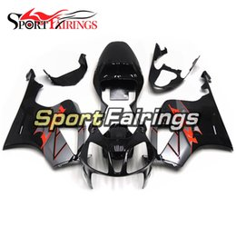 Wholesale honda rc51 motorcycle - Complete Fairings For Honda VTR1000 RC51 SP1 SP2 00 01 02 03 04 05 06 ABS Plastic Motorcycle Fairing Kit Bodywork Cowlings Gloss Black Grey
