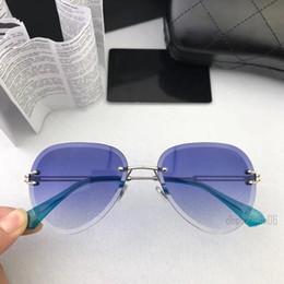 Lunettes de soleil de pilote de marque 62mm pour vente top designer de luxe parisien lunettes de soleil surdimensionnées polarisées sans lunettes de protection UV ? partir de fabricateur