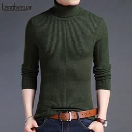 6f27530df Discount Korean Turtleneck Sweater Men